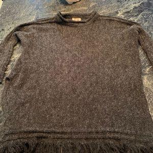 PPLA fringed tunic
